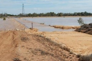 Photograph 4 - Gascoyne River minor flow 2014